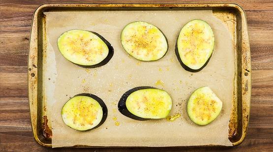 Prep the vegetables