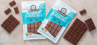 Almond Milk Chocolate Bar