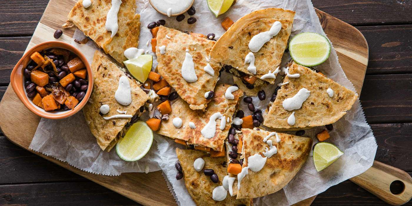 1400 700 vegan tb12 swpotatoquesadilla hero 1