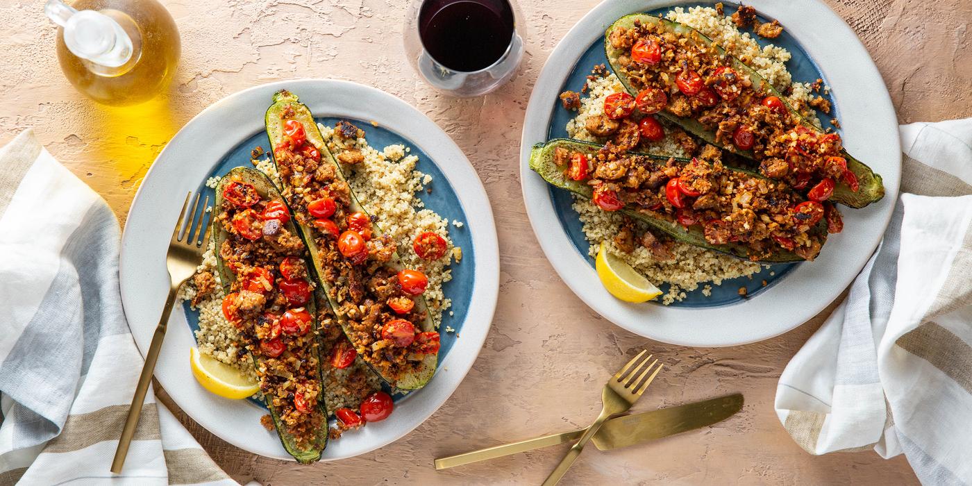 1400 700 vegan tuscan stylezucchiniwithherbedsausage horizontal
