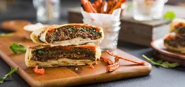 368 173 vegan 0730 burgerwrap hero
