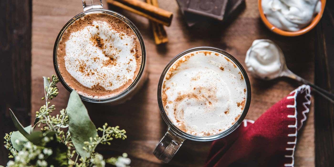Maca Hot Chocoalte
