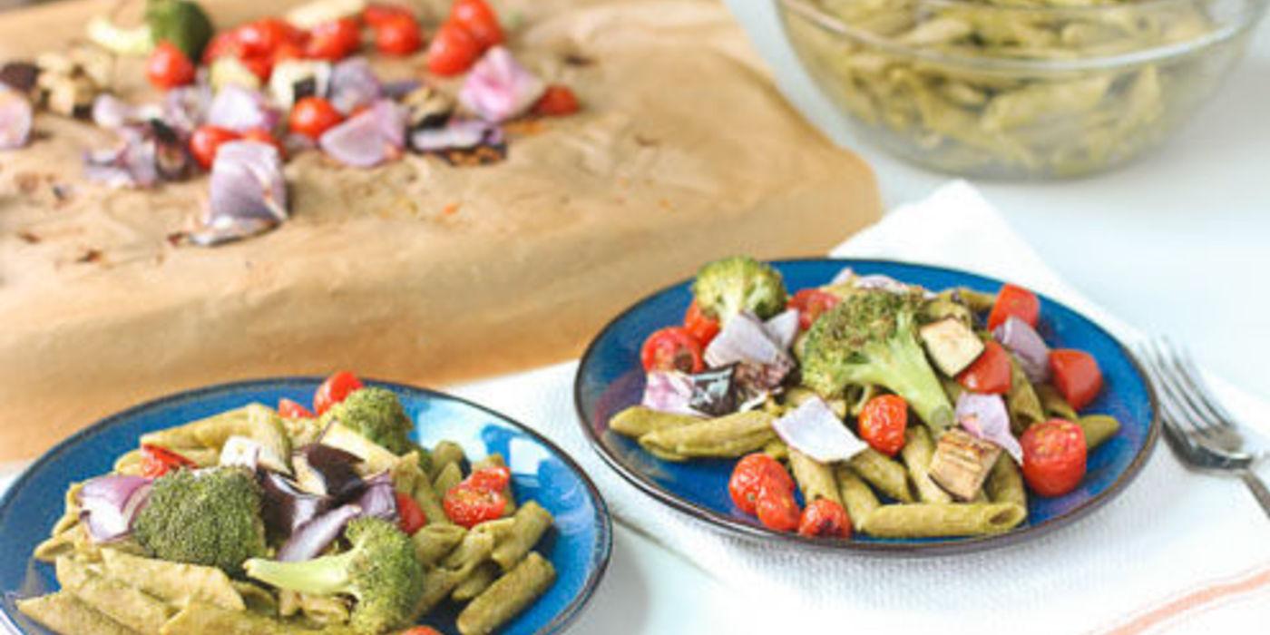 how to make spinach pesto