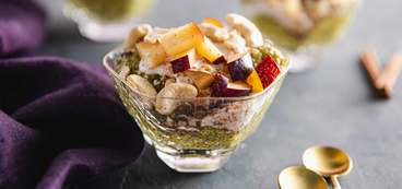 368 173 vegan golden milk chia pudding with fresh plums   cashews horizontal