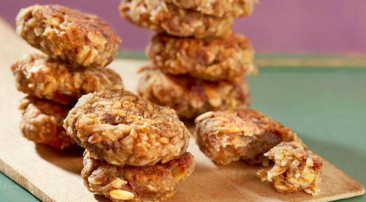 Healthy Coconut Banana Cookies