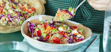 358 168 c701 365f f61f quinoa edemame salad
