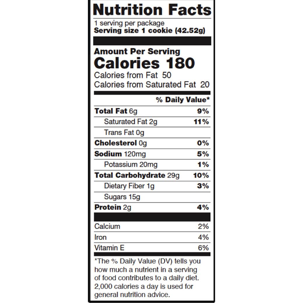 cinnamon sugar nutrition