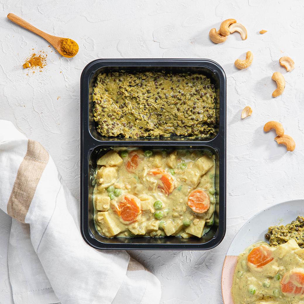 Cashew Vegetable Korma